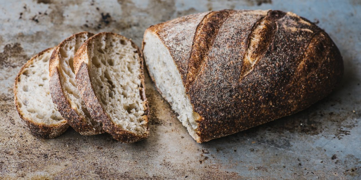 Sprouted Wheat Sourdough