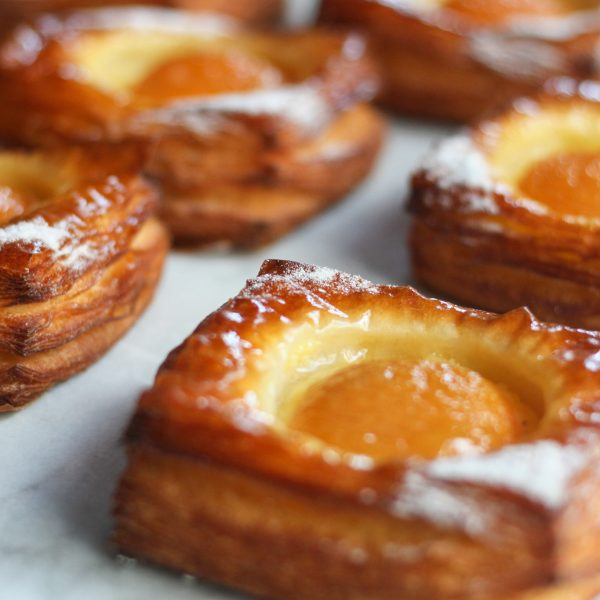 Post image for Apricot Danish
