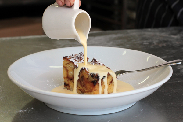 Post image for Bread & Butter Pudding