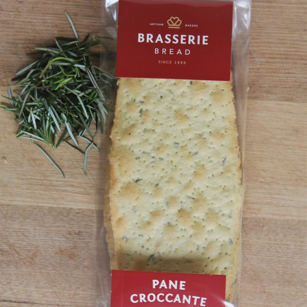 Post image for Pane Croccante – Rosemary