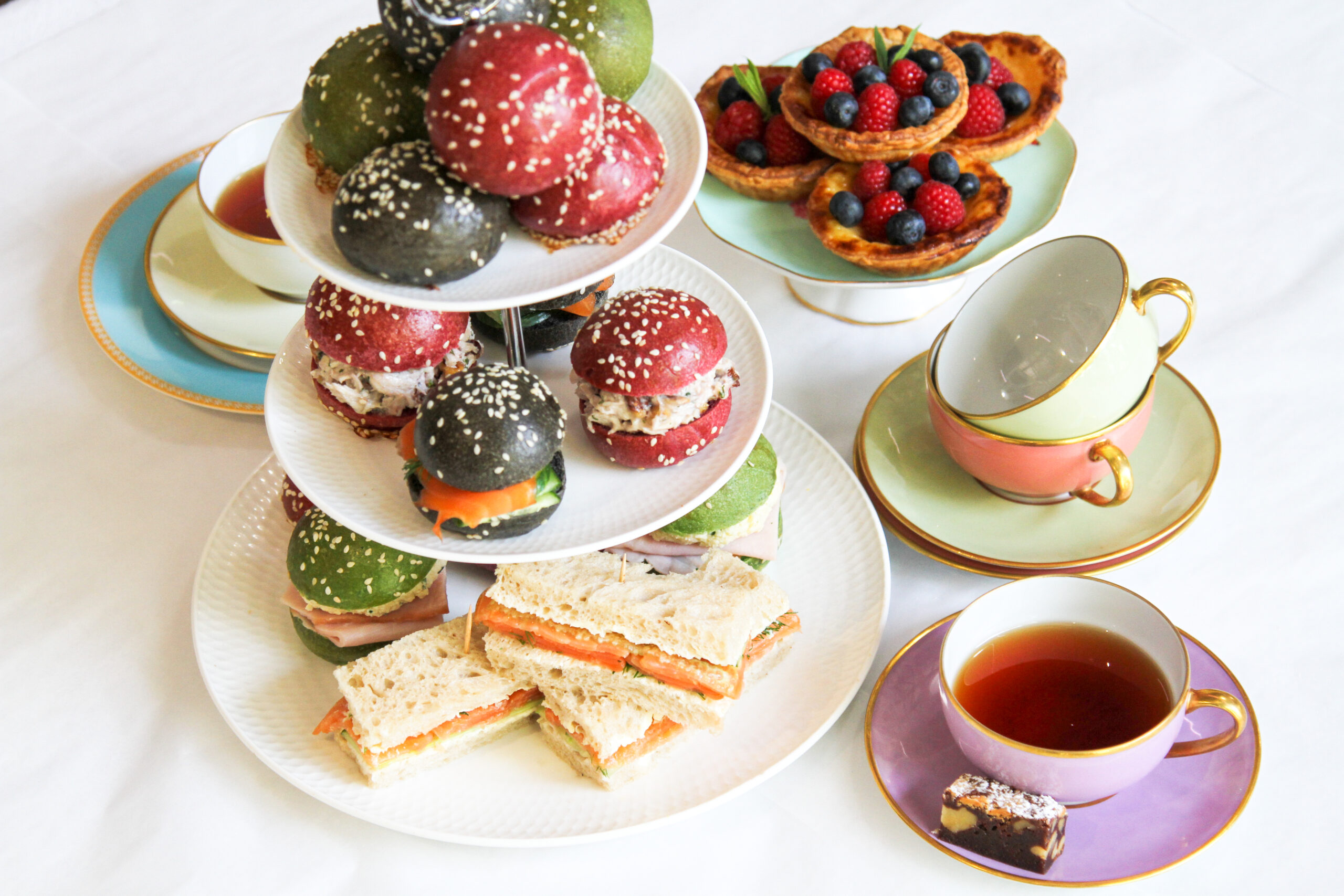 Post image for High Tea Tales